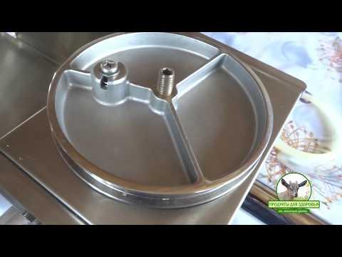 Обзор колбасного шприца Хакка 5л
