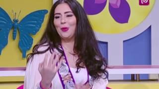 ياسمين برق - العباءات الخاصة في شهر رمضان