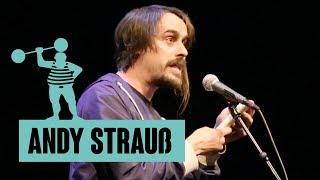 Andy Strauß – Plus minus rumhängen