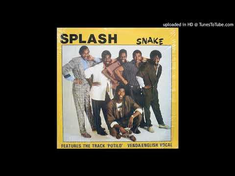 Dan Tshanda & Splash - Woza Sunday