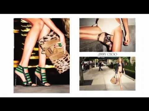 Jimmy Choo XV ICONS - Vogue TV