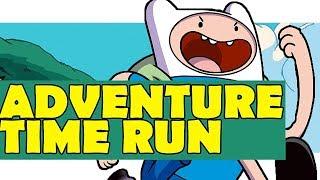 Adventure Time Run - обзор андроид игры - Скачать?