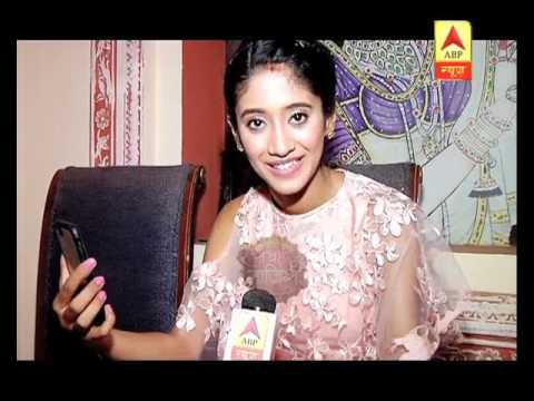 Father's Day Special:: Shivangi Joshi wishes her father on video call
