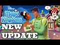 NEW PRINCESS AND THE FROG UPDATE IS HERE! Disney Magic Kingdoms