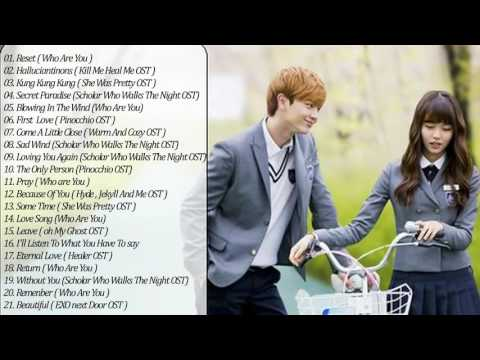 ►Best  Of KPoP Drama OST 2016.•*¨*•☆Good Mood Jukebox Greatest Hits 2016 Korean Dramas OST