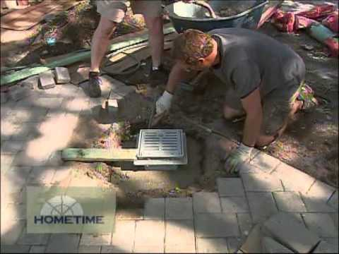 Installing Catch Basins for Landscape Drainage