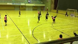 2019年春合宿 10分ゲーム vs奈良教②
