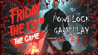 Night Of The Living Voorhees - Friday the 13th: The Game (PS4) Live Gameplay