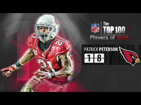 #18: Patrick Peterson (CB, Cardinals) | Top 100 NFL Players of 2016