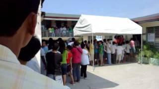 Philippines Presidential Election 2010 (laban sa  dagat ng basura!)