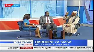 Msimamo wa viongozi wa dini kuhusu kuapishwa kwa Raila Odinga: Dira ya Wiki