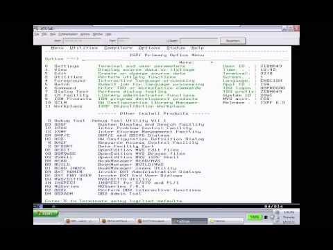IBM Academic Initiative SMP/E Software Maintenance - Unit 21 -