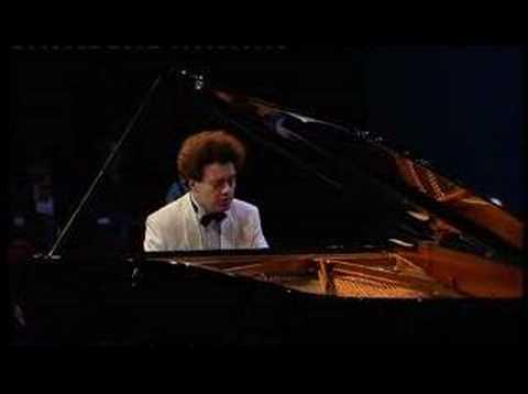 Evgeny Kissin plays Ballade op.118