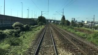 CabRide : RER B de Aulnay à Paris Nord.