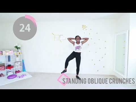5 MIN FLAT STOMACH EXERCISES | Home Workout | Koboko Fitness