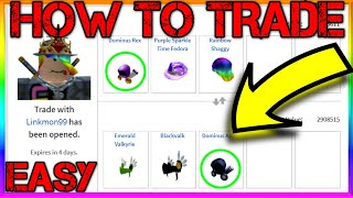 How to Trade oฑ Roblox! *2020 Trading Guide!*