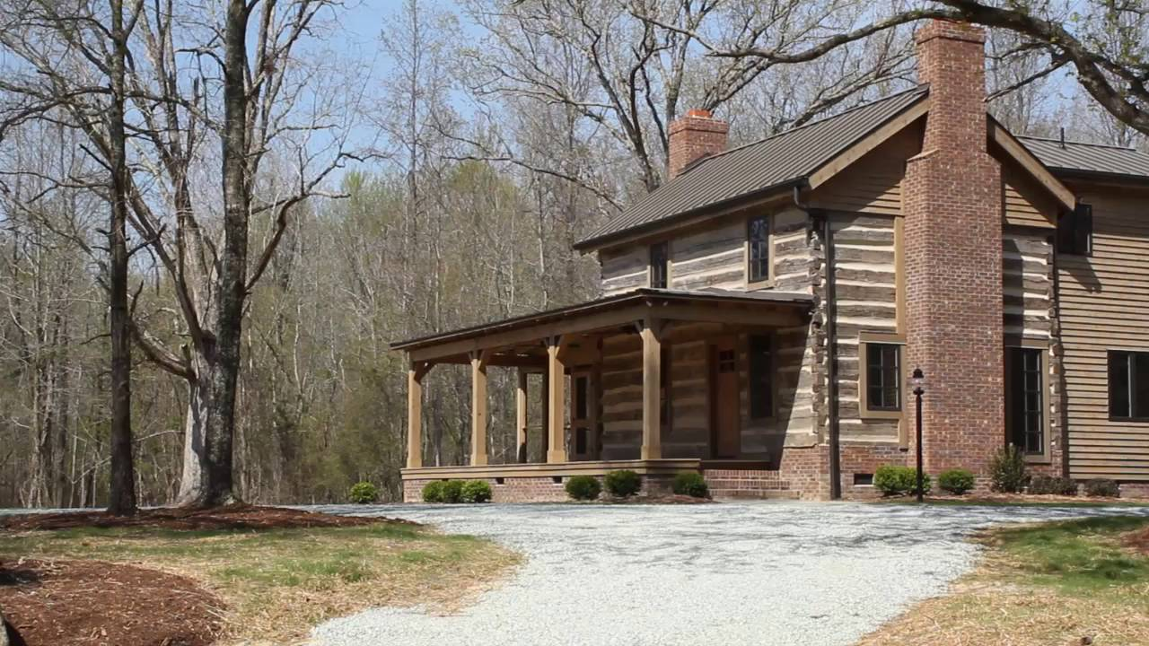 Log Cabin Historic Renovation