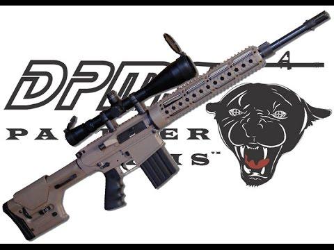 DPMS REPR 7.62x51mm DMR / SASS