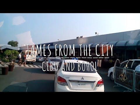 JAMES FROM THE CITY   Cebu & Bohol