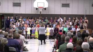 2014 04 Fellows Elementary Chorus Concert