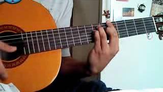 Свободная Гитара. Испанская тема. Испанский бой.