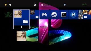 PS4 4.05 Mod - Run PKGs on USB or BD