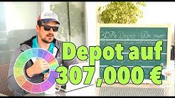 Mein Aktiendepot steigt auf 307.000 € Meine Strategie & McKinsey Bericht #PhilosophieAmFreitag