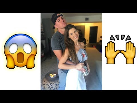 CHANNING TATUM SURPRISE VISITS ME! 💖  Amanda Cerny