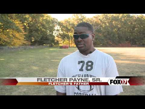 Autistic Football Player Inspires Community