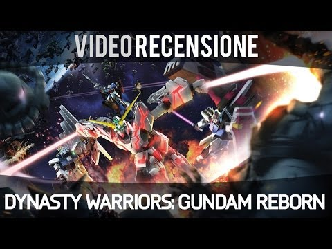 Dynasty Warriors: Gundam Reborn - Videorecensione - Gameplay ITA HD