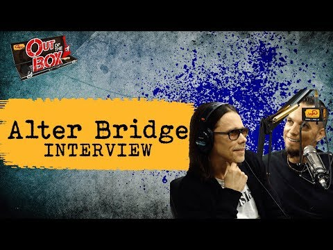 Alter Bridge Wrote New Album While Members Were On Tour With Other Bands   iHeartRadio