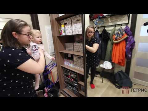 Зеркальный шкаф-купе на заказ - Мебельная Компания Тетрис отзыв клиента