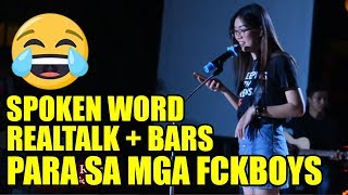 Spoken Words para sa mga FBoy, Hahaha!