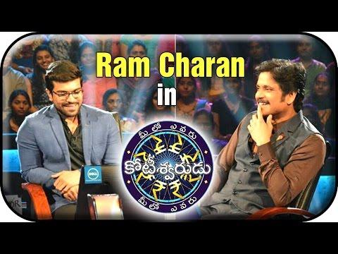 Ram Charan In Meelo Evaru Koteeswarudu - 2   Promo   Nagarjuna   MEK