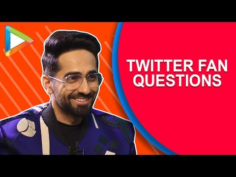 "Ayushmann Khurrana:""In Future, I may WRITE or DIRECT a film"" 