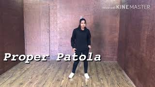 Proper Patola | Namaste England | Dance Cover | Choreography | MNRK Dance upon dream