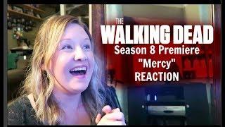"The Walking Dead Season 8 Ep 1 ""Mercy"" REACTION!"