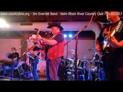 Jim Everett Band   Louisiana Sat Night   11 03 2017   Rhein River Country Club