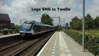 SNG 2305 raast los door Twello.