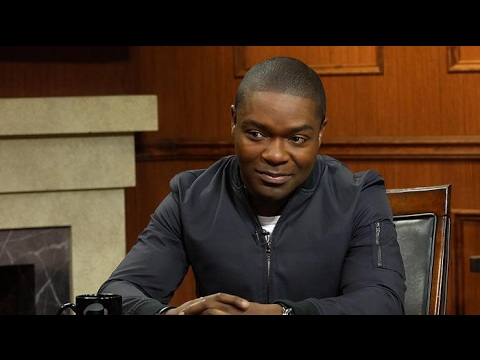 What David Oyelowo told his sons about Trump | Larry King Now | Ora.TV