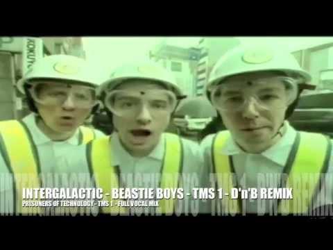 BEASTIE BOYS - INTERGALACTIC - P.O.T - TMS 1 REMIX