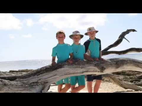 Great Barrier Reef and Seventeen Seventy