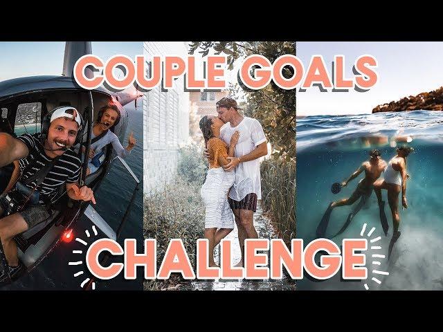 24hr Couple Goals Challenge!! *THIS WAS SO MUCH EFFORT*