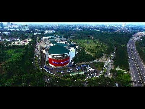 Perspective Aerial -  Bintaro Jaya Xchange