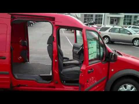 2010 Ford Transit Connect Cargo Van XL  YouTube