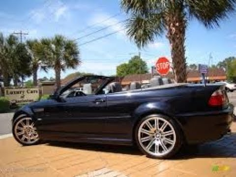 2003 Bmw M3 Convertible Review Under 11000 These Are An Astounding