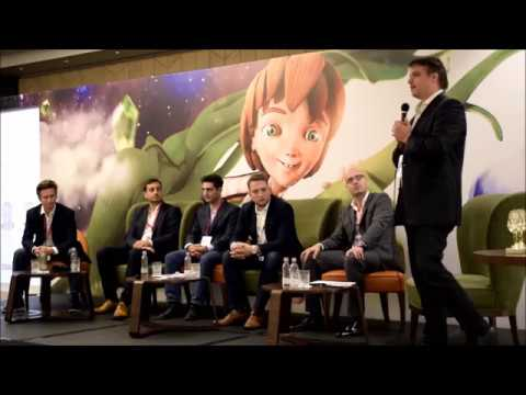 CEEGC2017 (Central and Eastern European Gaming Conference) Budapest