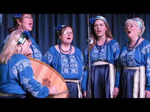 CYM 69th National Zdvih – Vocal Performance - oseredok Nottingham