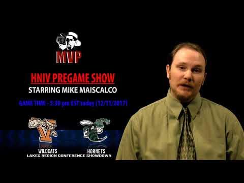 Vermont Academy Hockey Pregame Show - Home Game 1