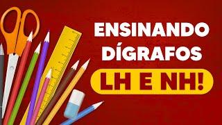 Ensinando os dígrafos LH e NH com uma história divertida